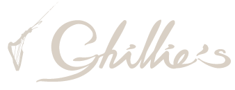 Ghillie's Irish & Folk Music – Groupe irlandais Tours Logo