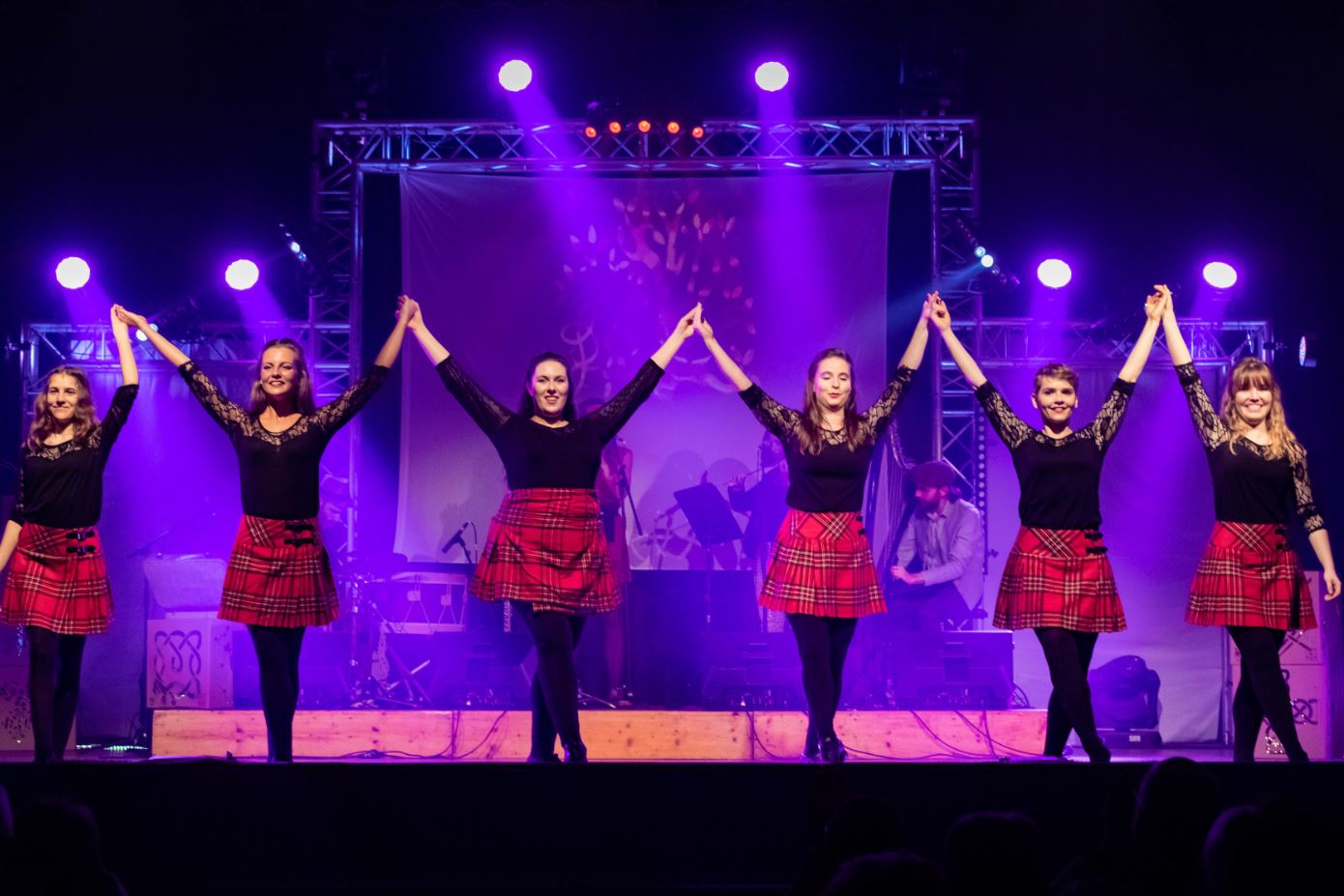 Danse irlandaise Spectacle What's the Craic? Ghillie's groupe de musique Irish and Folk music