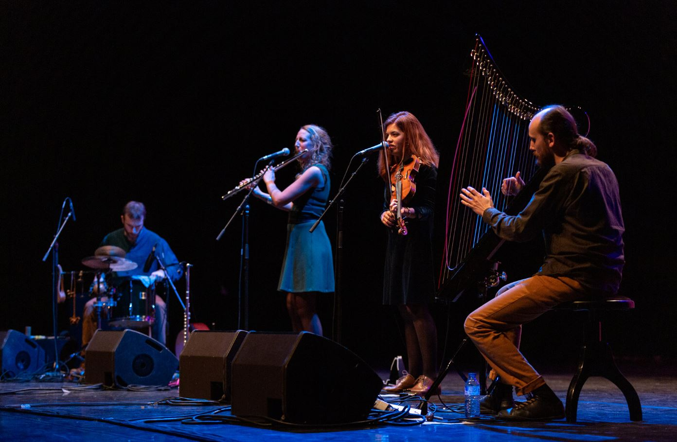 Concert Ghillie's Irish and Folk music ©photo de Xavier Robert - Ville du Chesnay-Rocquencourt