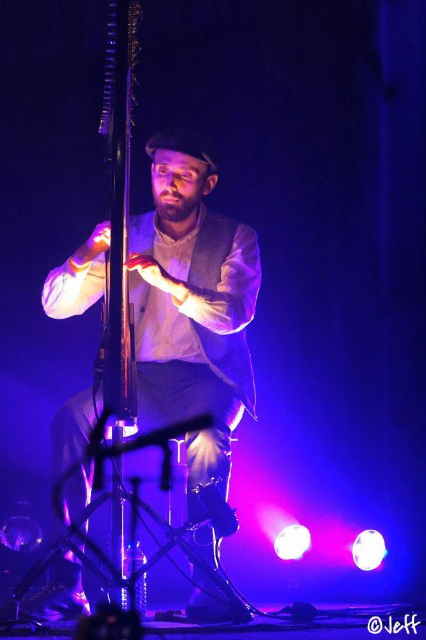 Philippe Carillo Harpes celtique et électrique Ghillie's Irish and Folk music