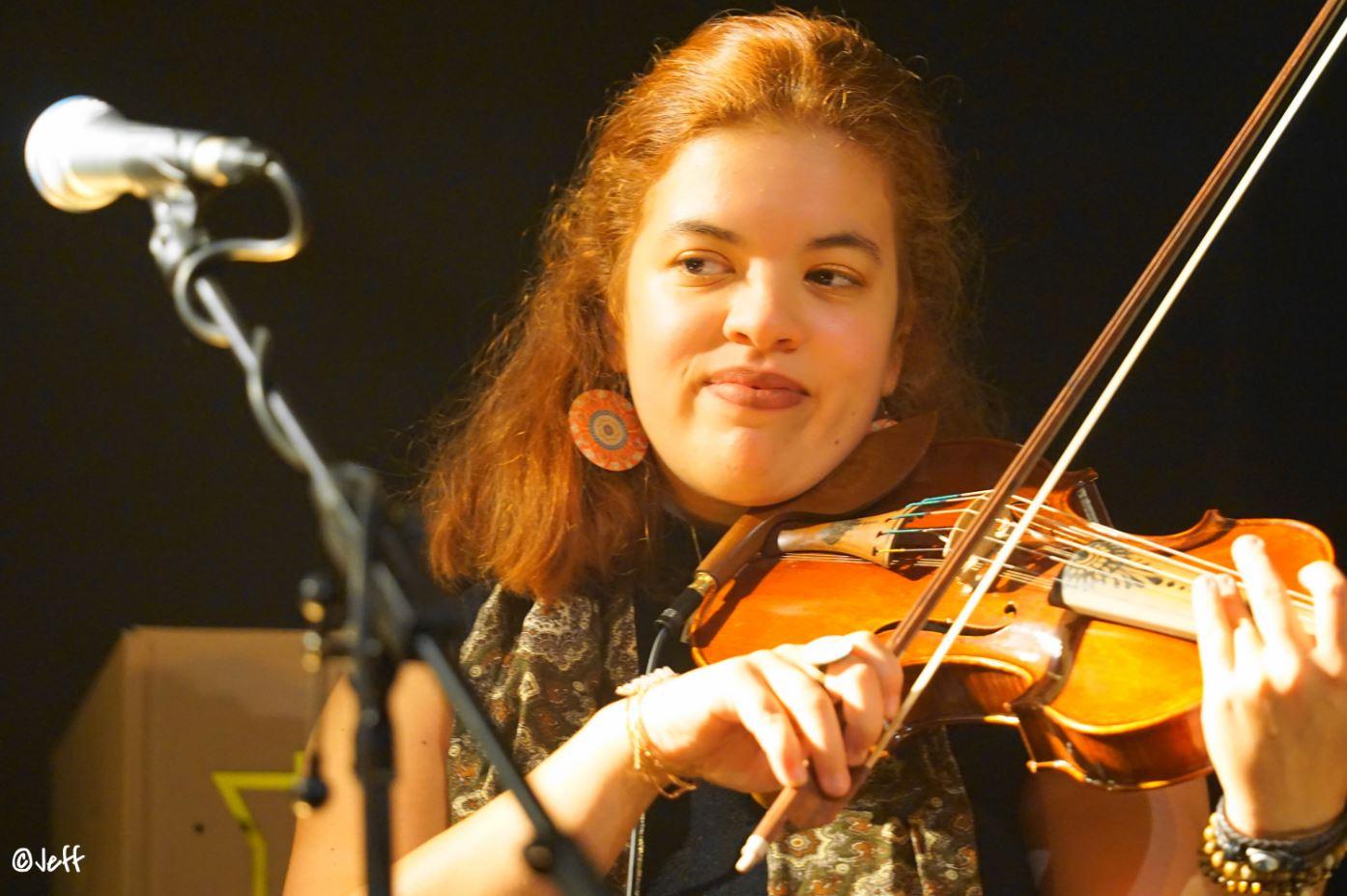 Yohna Lalanne violon chant Ghillie's Irish and Folk music