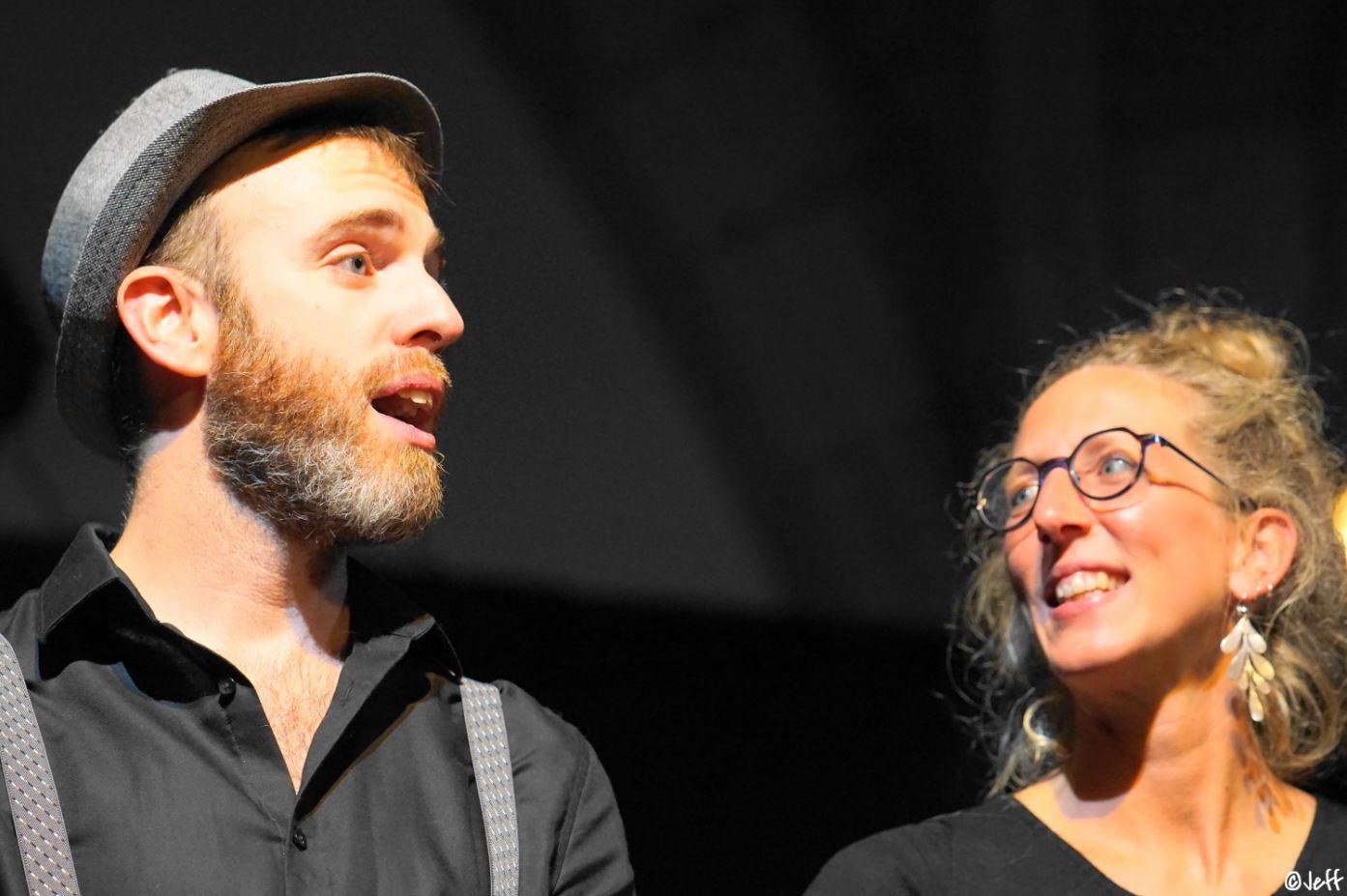 Eric Duverger et Marine Bouzat Ghillie's Irish and Folk music